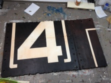 "Work in progress ""4"" for Karlsruhe"