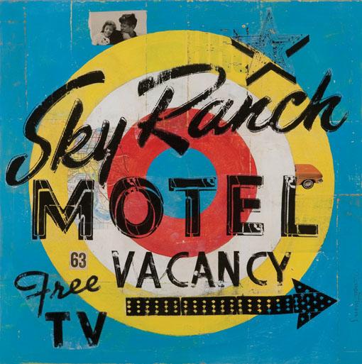 Beautiful Decay Sky Ranch Motel