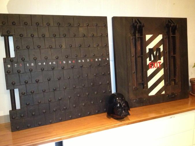 Darth Vader at Albans Art Factory
