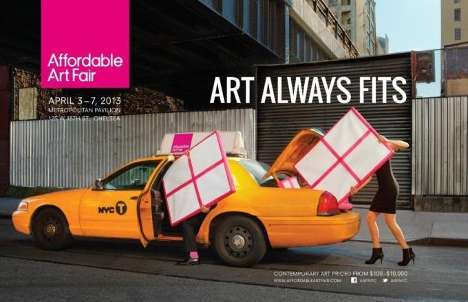 Art Always Fits - AAF New York