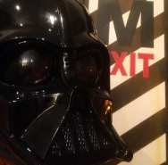 Darth Vader meets Emergency exit