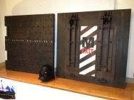 Darth Vader visits Albans Art Factory