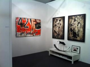 Affordable Art Fair,Hampstead