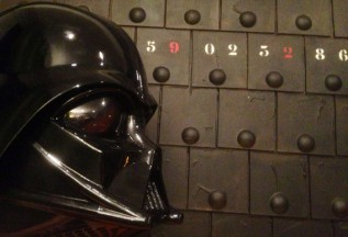 Darth Vader meets Alban's ArtFactory