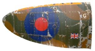 105X199 BRITISH DEFENCE