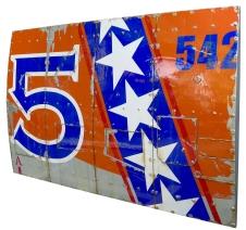 150X100 FIVE STARS 542